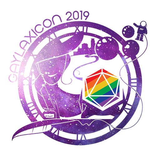 Gaylaxicon 2019 Logo